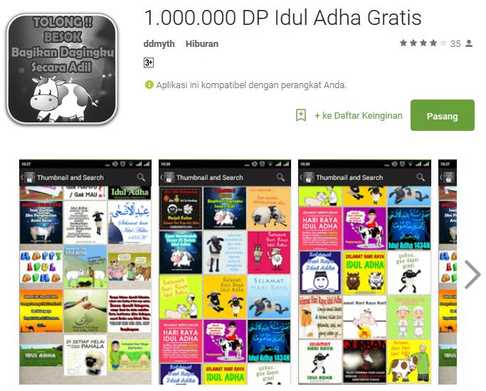 DP Idul Adha 2015