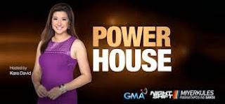Powerhouse – 22 October 2014