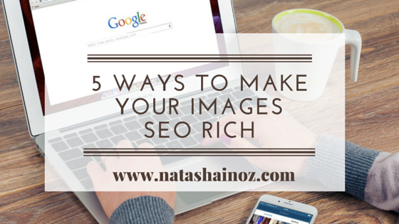 Blogging Tips @ www.natashainoz.com