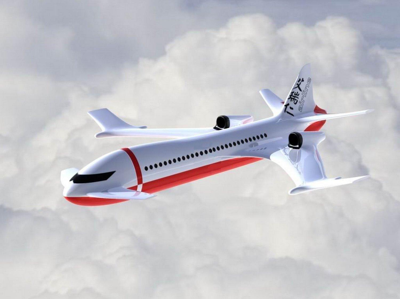 new nasa airplanes - photo #4