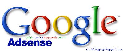 Google-Adsense-keywords-2013