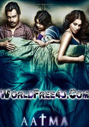 Poster Of Hindi Movie Aatma (2013) Free Download Full New Hindi Movie Watch Online At worldfree4u.com