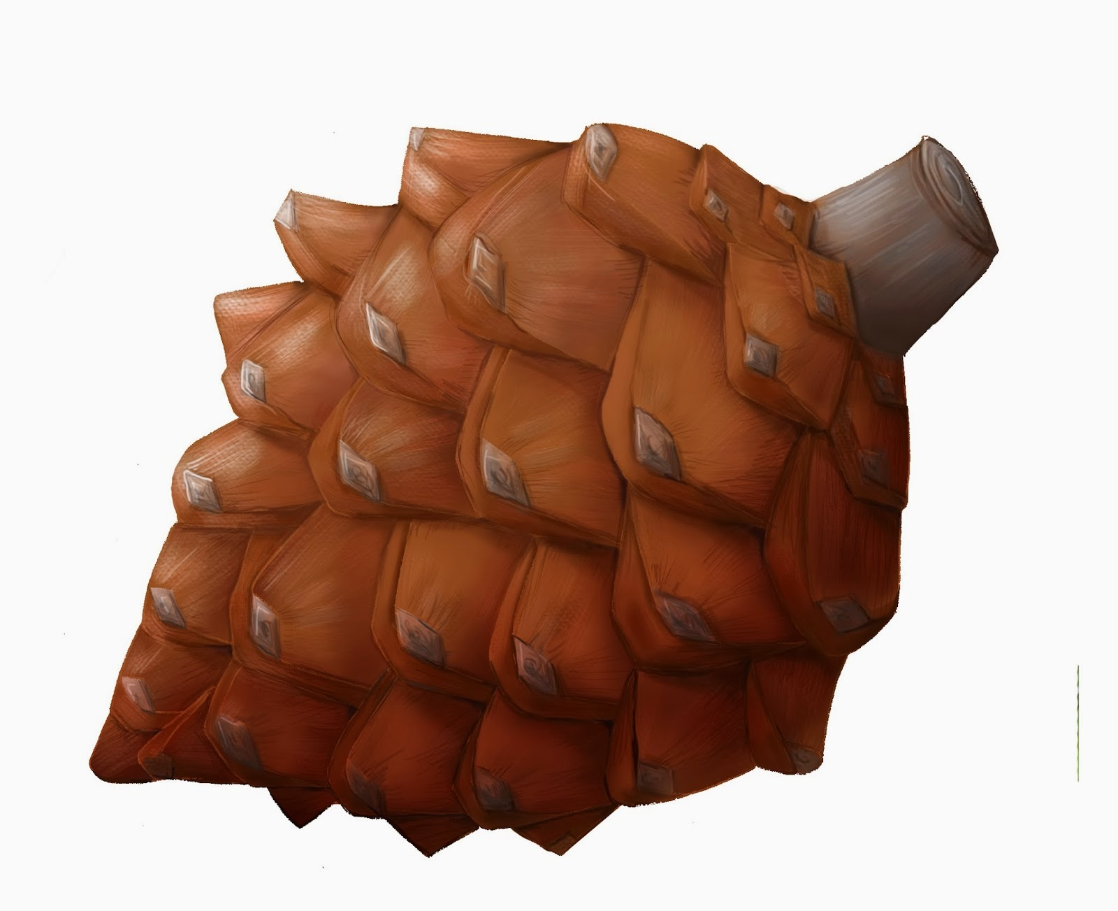 filly funtasia pinecone