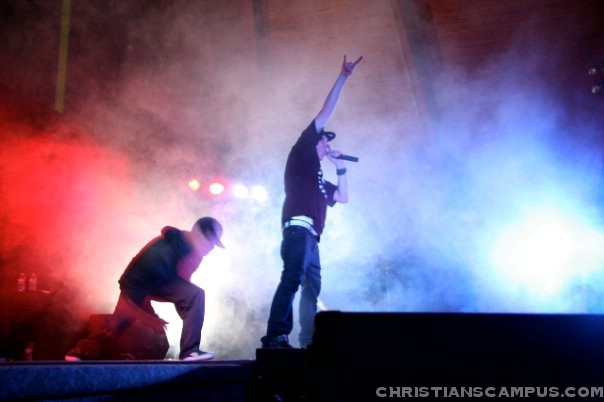 Manafest - Live in Concert 2011 performing live