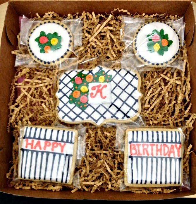 The Holland House: Cookie Gift Box