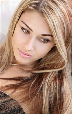 Hair Color Blonde