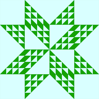 Emerald Quilt
