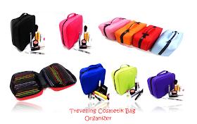 Cosmetik Bag Organizer ( CBO)