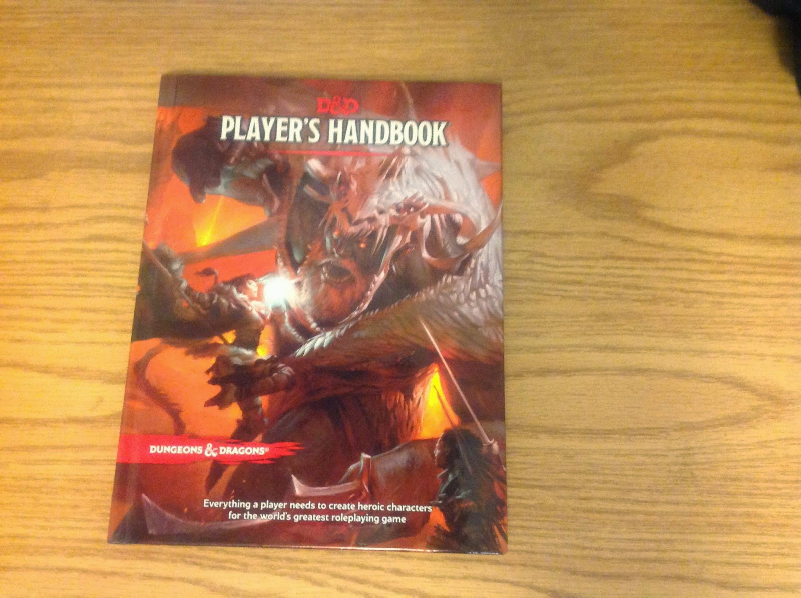 dnd player handbook pdf 5e