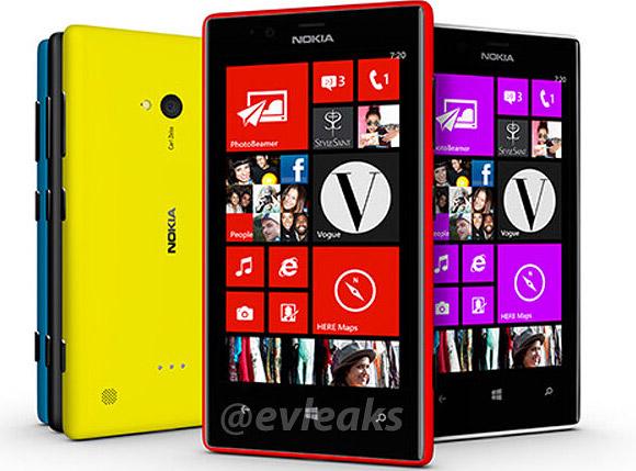 Spesifikasi Lengkap dan Harga Handphone Nokia Lumia 520