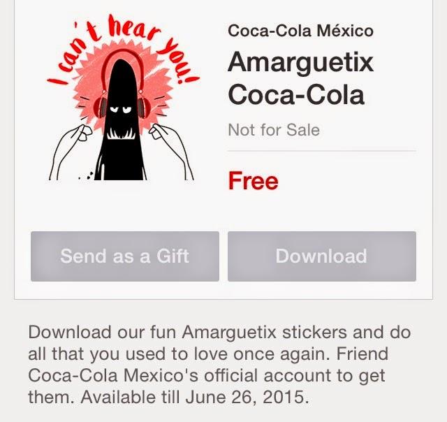 line stickers community free line sticker amarguetix coca cola sticker