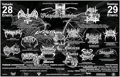 Melipulli Deathfest II