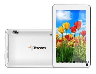 Tescom Turbo 2G calling Tablet