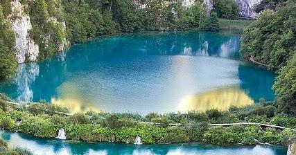Plitvice Lakes Vertical