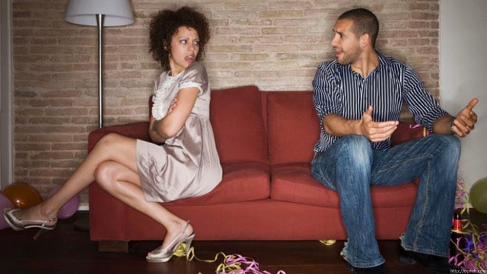 8 Ciri Pasangan Yang Posesif Terhadapmu