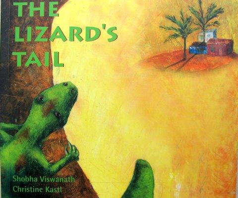 the lizards tail viswanath kastl