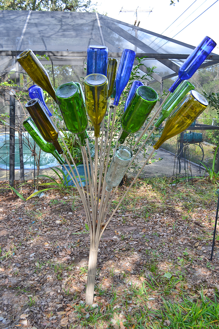 My Trinkets: Bottle tree
