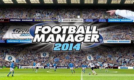 Football Manager 2014 Setup