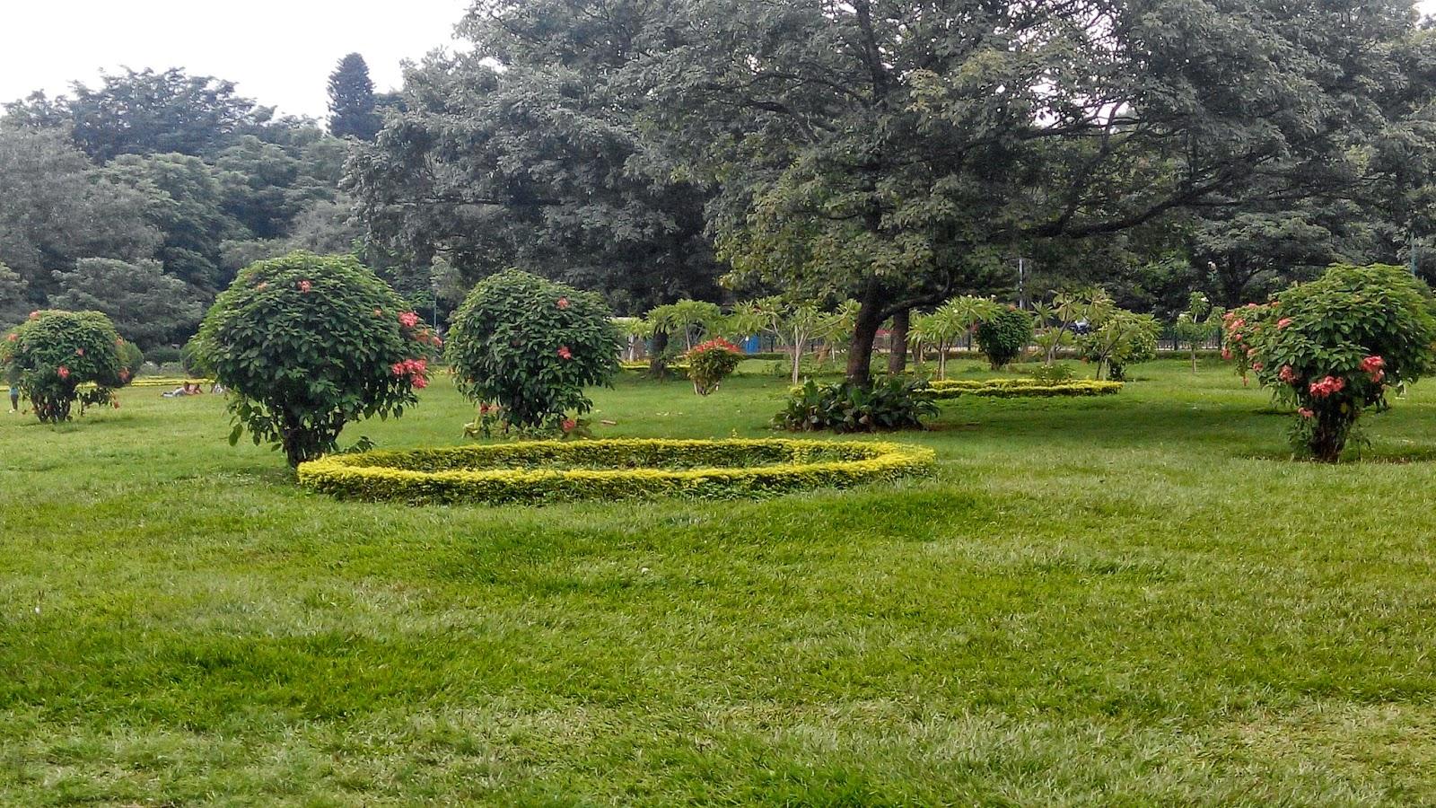 Cubbon Park Bangalore - что посетить в Бангалоре