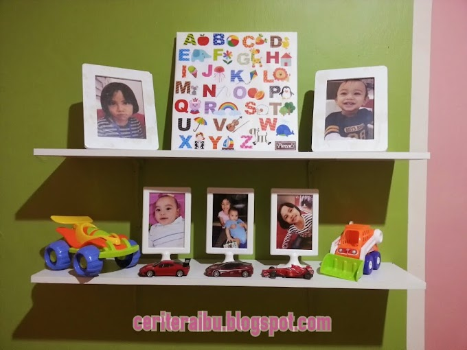 Decor :: DIY Frame ABC