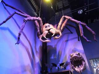 Aragog the giant spider