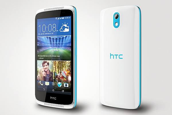 HTC Desire 526G + Dual SIM, Ponsel Octa-Core Rp2 Jutaan