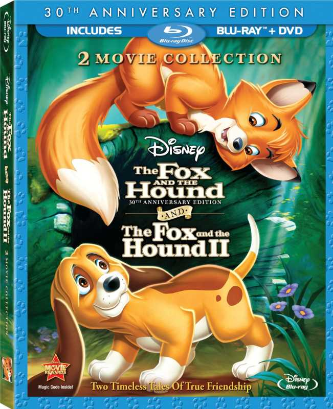 The Fox And The Hound 2 2006 720p Esub BluRay  Dual Audio English Hindi GOPISAHI