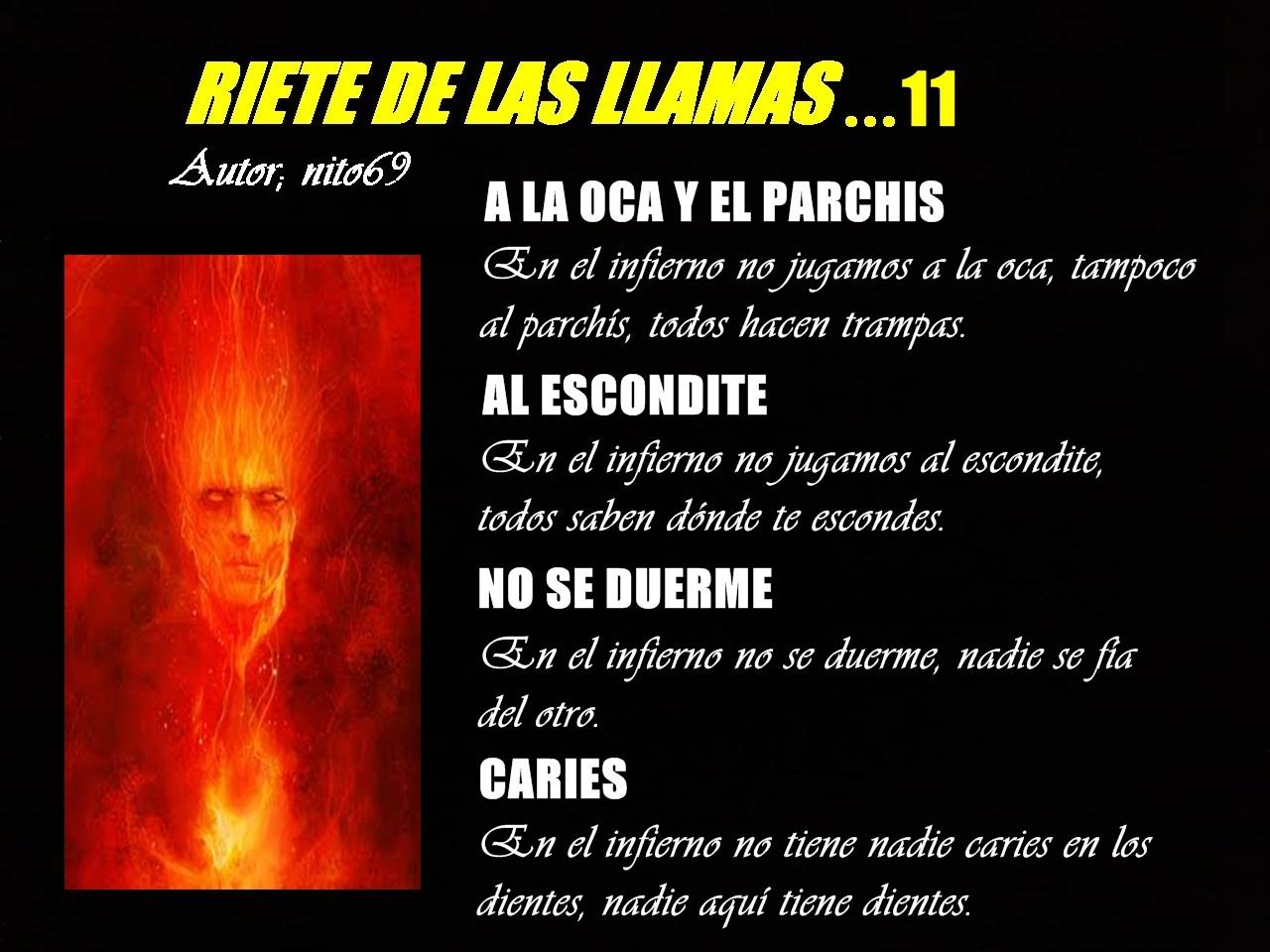 RIETE DE LAS LLAMAS…11