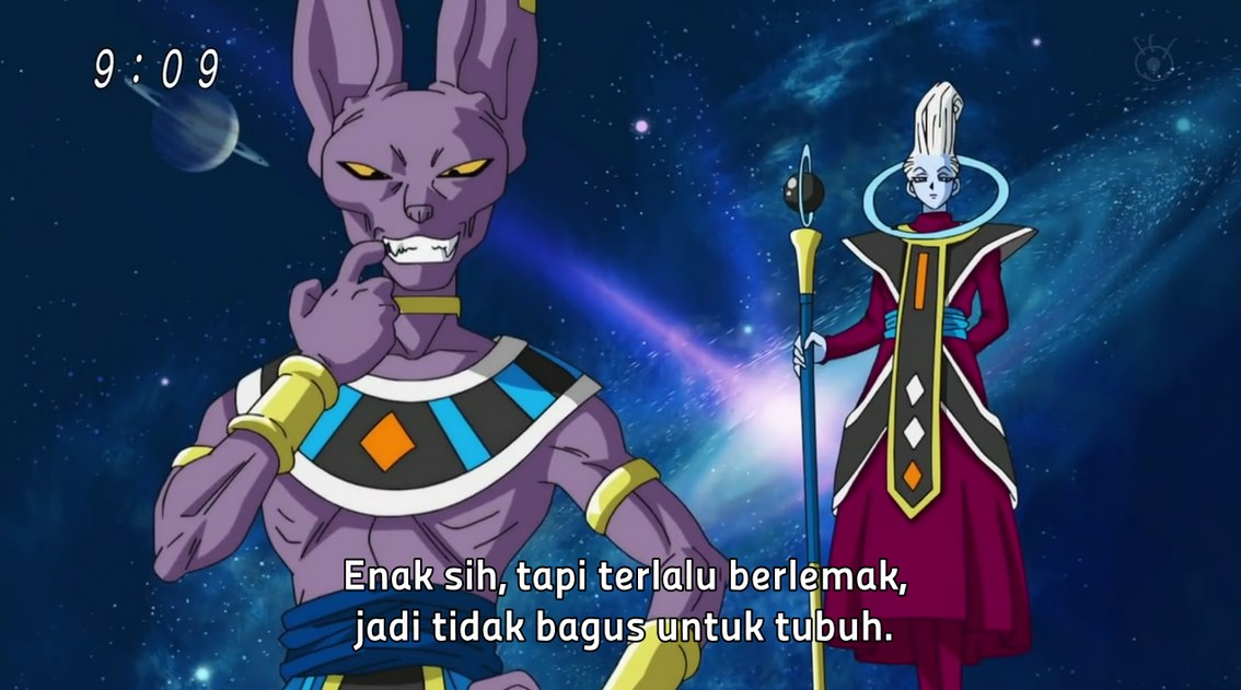 Dragon Ball Super Episode 1 Subtitle Indonesia