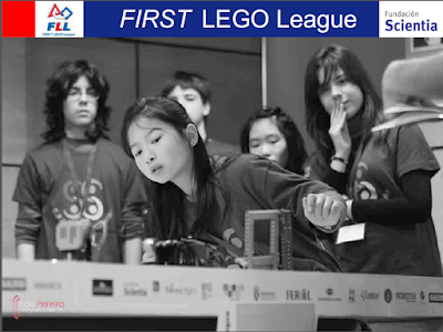 First Lego League 2015-16