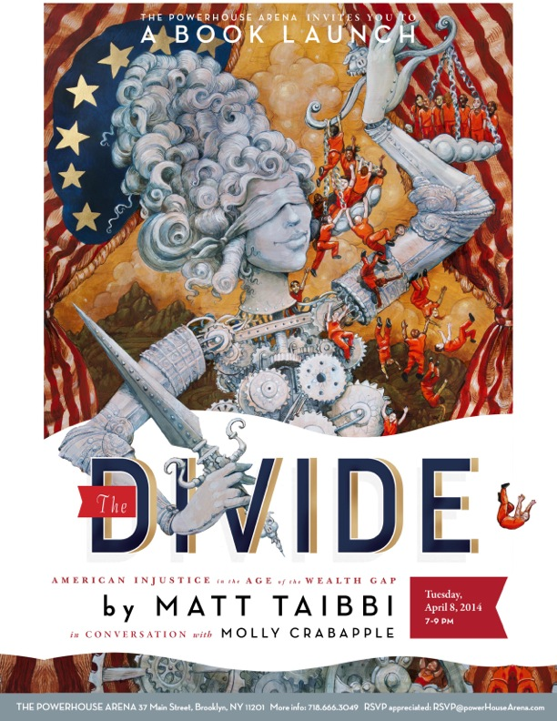 Matt Taibbi : America Divided