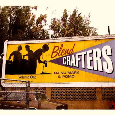 DJ Nu-Mark & Pomo – Blend Crafters (CD) (2004) (320 kbps)