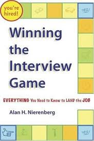 Winning The Interview Game , ebook, interview tips, alan h, nierenberg books