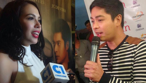 Coco Martin is all-praises at Julia Montes's performance in Halik sa Hangin