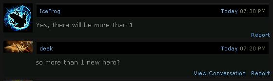 Dota 6.73 New Heroes