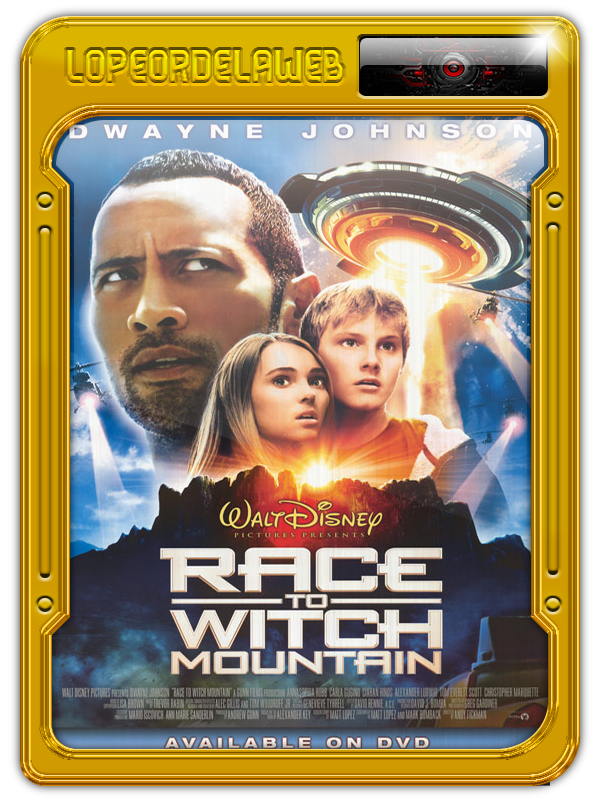 Race to Witch Mountain (La Montaña Embrujada) (2009) 720p