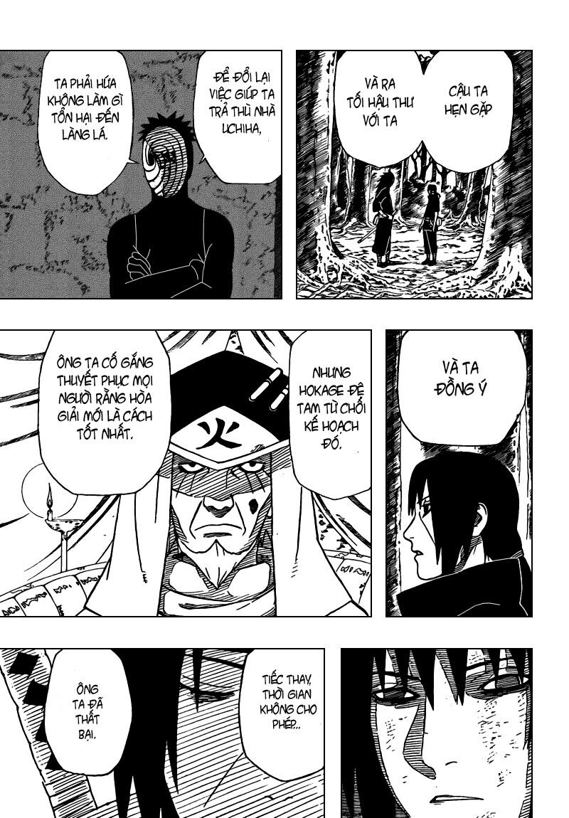 Naruto chap 400 Trang 10 - Mangak.info