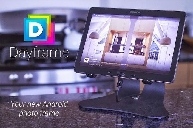 Dayframe slideshow photo frame android apk - Screenshoot