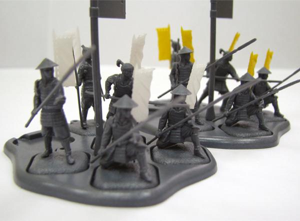 Настольная игра Samurai Battles
