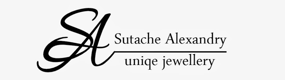 Sutache Alexandry - unique jewellery