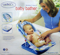 1 Carter's Mother's Touch Baby Bather