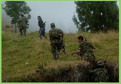 FARC anuncia liberación de rehén capturado la semana pasada
