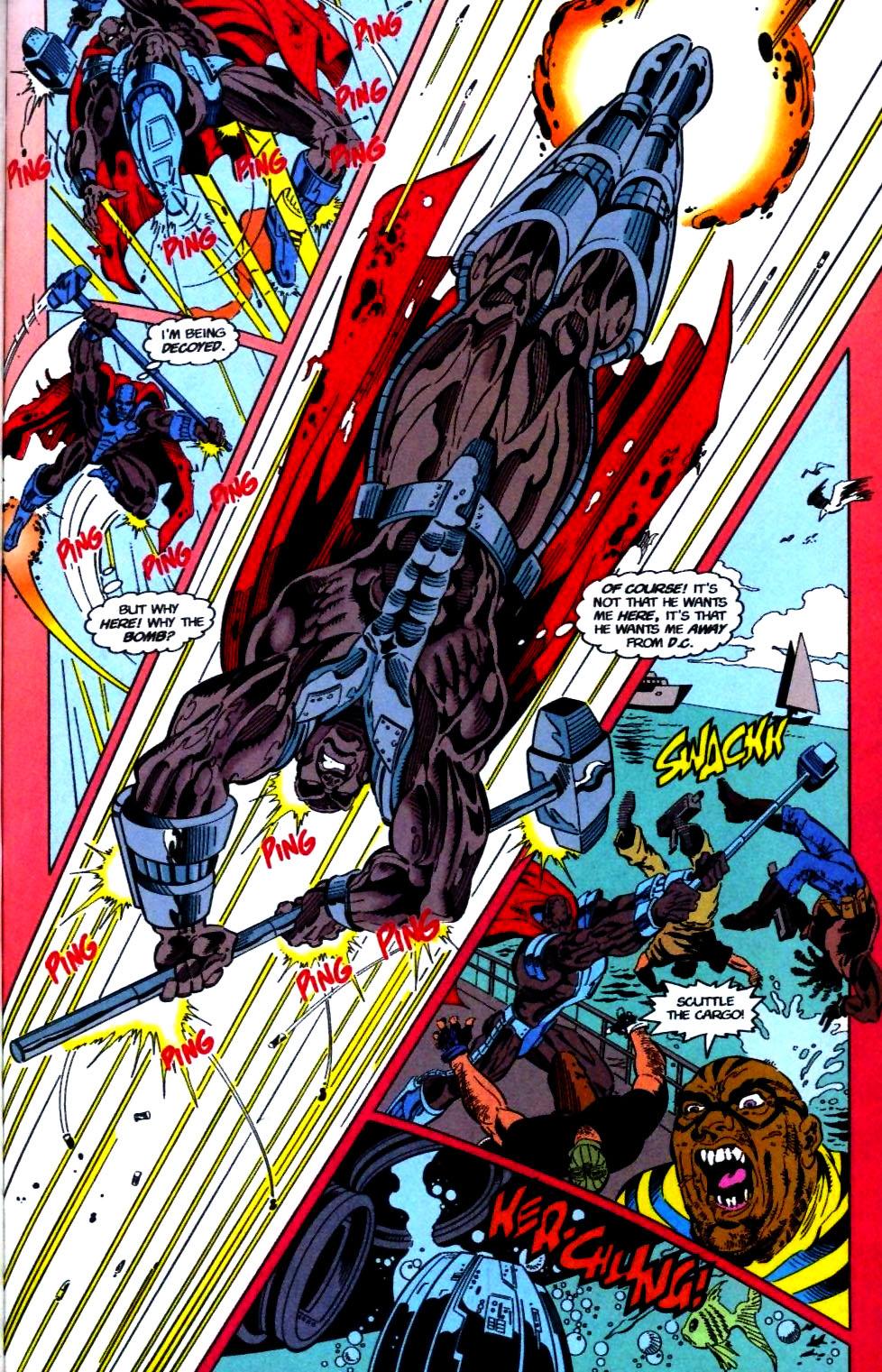 Deathstroke (1991) Issue #50 #55 - English 12