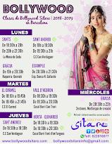 Clases de Bollywood en Barcelona y alrededores