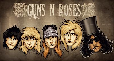 Kumpulan Lagu Guns N Roses