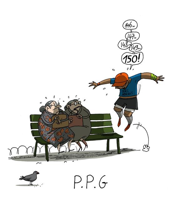 Séance PPG