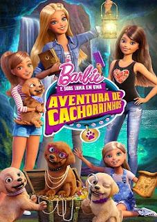 Baixe imagem de Barbie e Suas Irmãs em Uma Aventura de Cachorrinhos (Dublado) sem Torrent