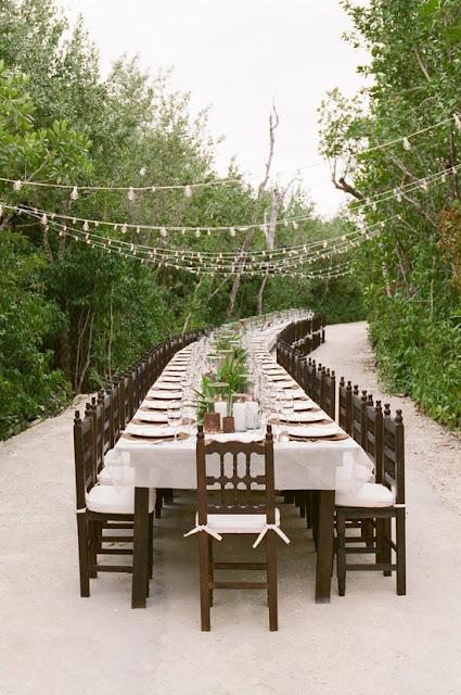 Весілля під відкритим небом