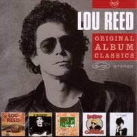 lou reed - original album classics (2008)