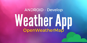 How to develop Android Weather app tutorial